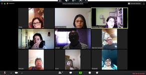 Comité de Mayordomos y Colaboradores del proyecto sesionó a través de plataforma virtual