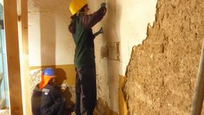 """Las revelaciones de """"Santiago"""": Hallazgos de pinturas murales en el templo de Belén"""