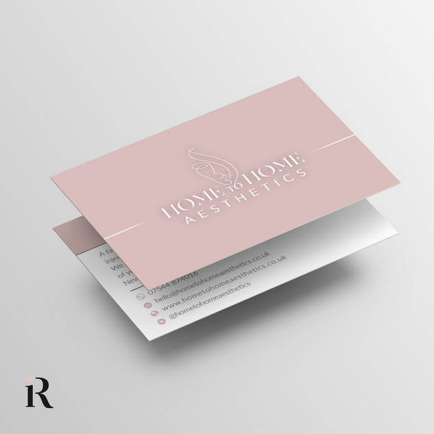 Aesthetic Business Cards