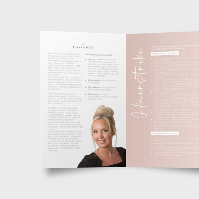 Permanent Makeup Training Manual