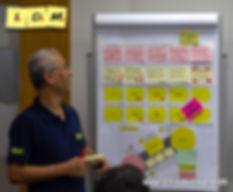 Facilitador de Reuniões Eurico Gushi - Metodologia IDM - Criaviva Consultoria - Produtividade em Reuniões
