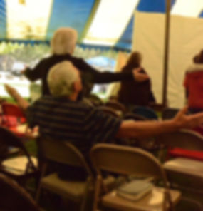 Worshiping at the Festival of Tents