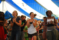 Worship at Festival of Tents