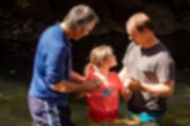 Baptism in Oregon