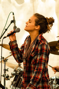 Worship Leader at Festival of Tents