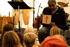 Lessons at Festival of Tents