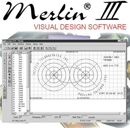 Merlin III Software