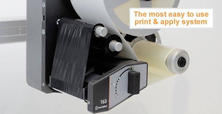 T63 Thermal Transfer Printer