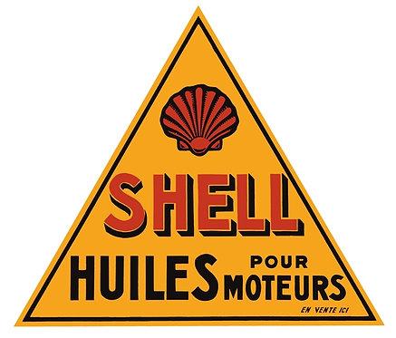 Shell Huiles Pour Moteurs