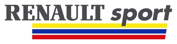 Renault sport sign