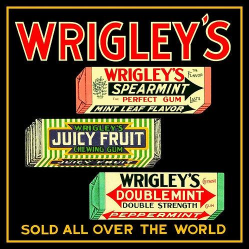 Wrigley's gum advert c. 1916