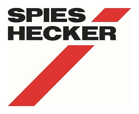 Spies Hecker car paints sign