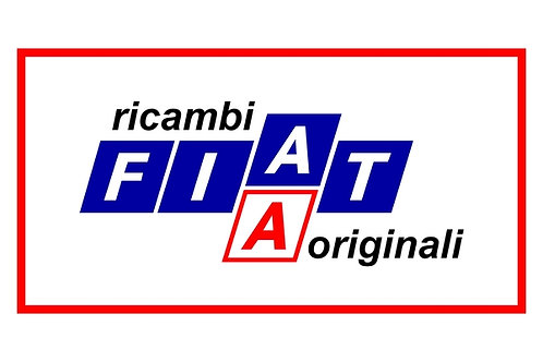 Fiat Ricambi Originali sign