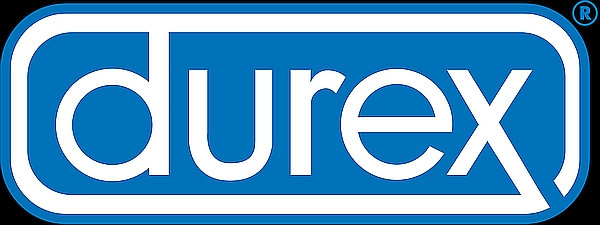 Durex metal sign