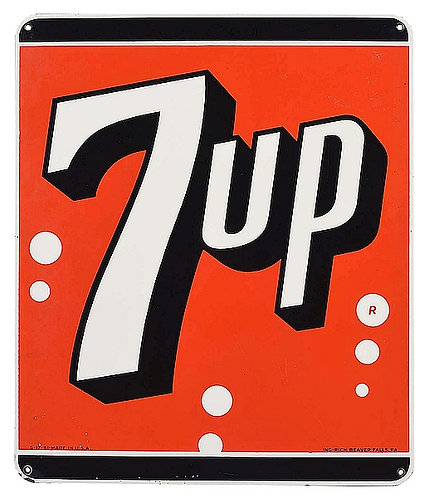 7up sign