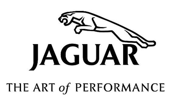 Jaguar - The Art of Performance metal sign