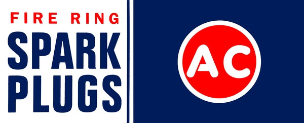 AC, Fire-Ring Spark Plugs
