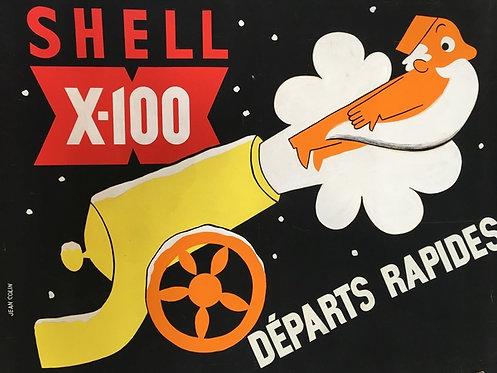 Shell X-100