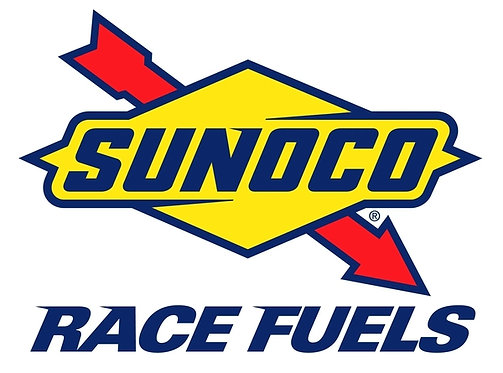 Sunoco Race Fuels sign
