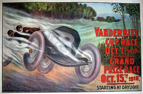 Vanderbilt Cup Race 1910