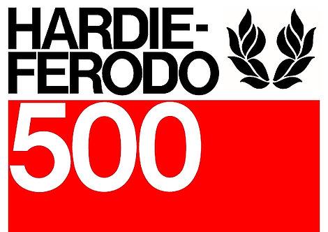 Hardie-Ferodo 500 A3 Sign