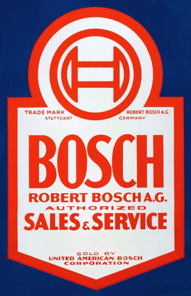 Bosch Sales & Service