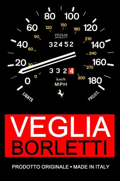 Veglia Borletti sign - 1970s fantasy (portrait) sign