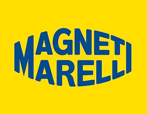 Magneti Marelli metal sign