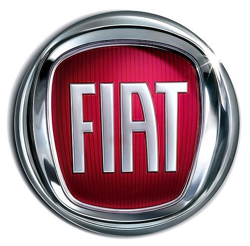 FIAT badge sign