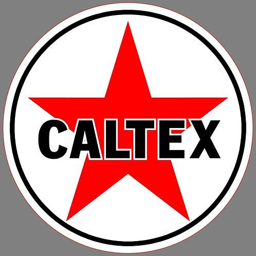 Caltex Sticker