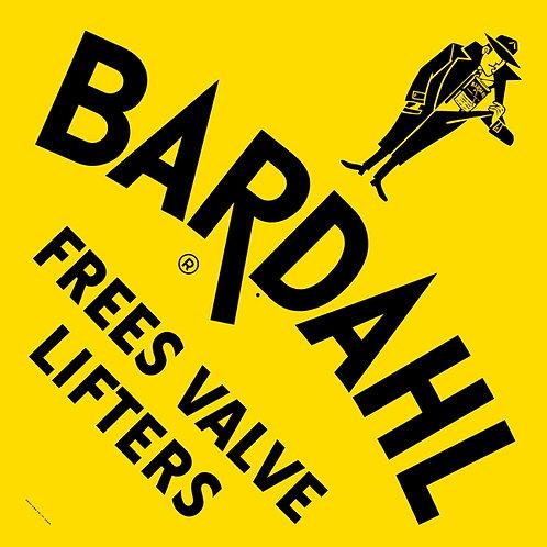 Bardahl sign
