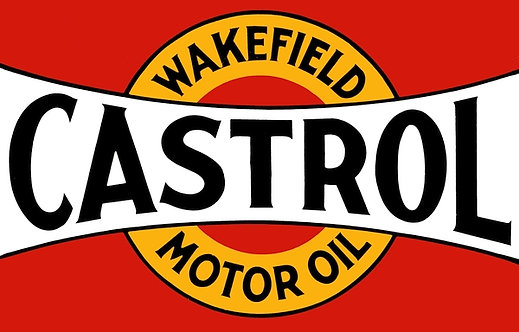 Castrol Wakefield A3 Sign