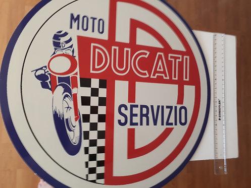 Ducati Servizio 400mm Circle