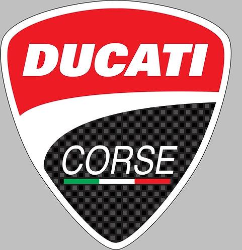 Ducati Corse Sign