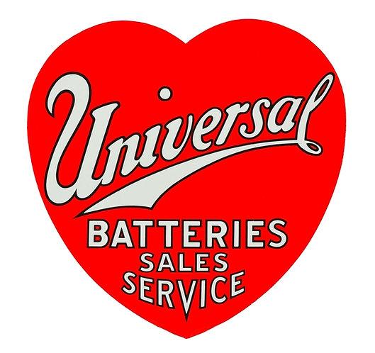 Universal Batteries Sales Service