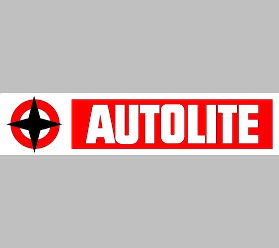 Autolite sign