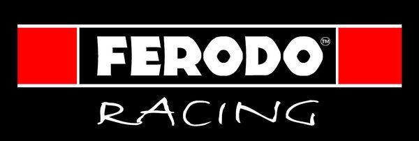 Ferodo Racing sign