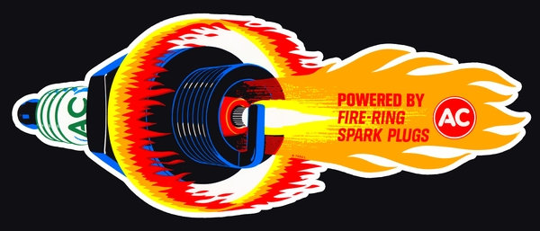 AC… Powered by Fire-Ring Spark Plugs