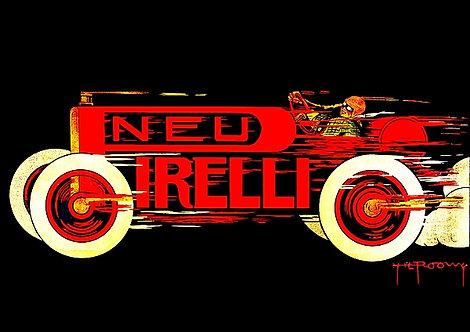 Pneu Pirelli A3 Sign