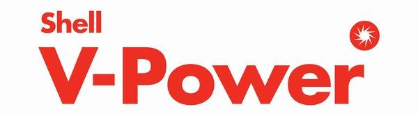 Shell V-Power sign