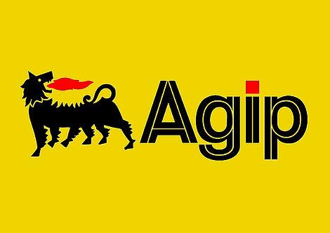 Agip Sign