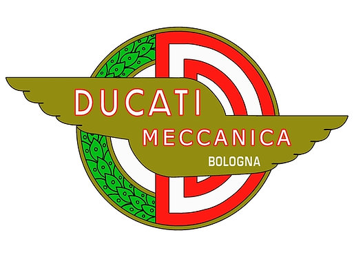 Ducati Meccanica Bologna sign