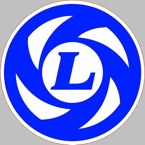 Leyland Badge Sticker