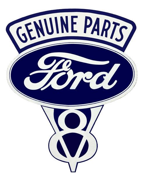 Genuine Ford Parts V8
