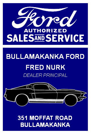 Ford Sales & Service Customisable Sign