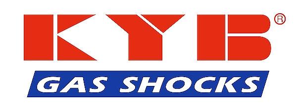 KYB Gas Shocks metal sign