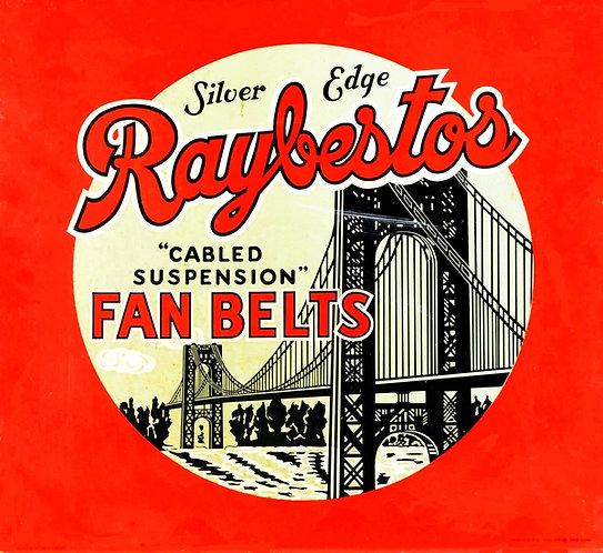 Raybestos Fan Belts