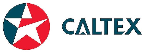Caltex metal sign