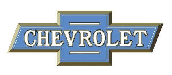 Chevrolet badge c. 1913