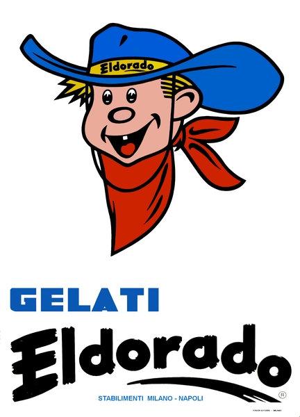 Gelati Eldorado sign
